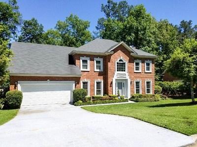 Martinez Single Family Home For Sale: 410 Wade Plantation Drive