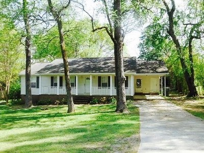 Lincoln County Single Family Home For Sale: 641 Ware Street