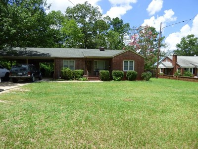 Edgefield County Single Family Home For Sale: 806 Church Street
