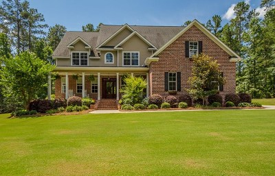 Appling Single Family Home For Sale: 5724 Tubman Road