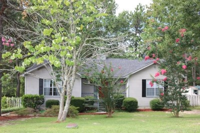 North Augusta Single Family Home For Sale: 606 Kershaw Drive