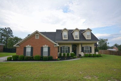 Richmond County Single Family Home For Sale: 2752 Spirit Creek Road