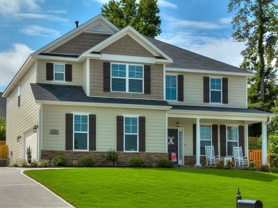 North Augusta Single Family Home For Sale: 123 Claridge Street
