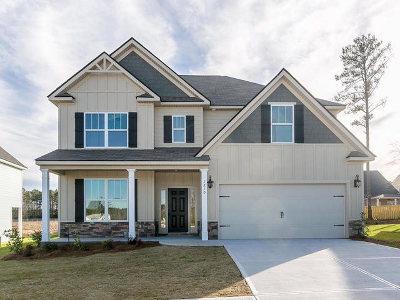 Grovetown Single Family Home For Sale: 1210 Eldrick Lane