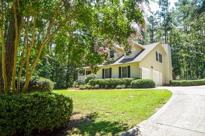 Aiken Single Family Home For Sale: 3078 Champagne Drive