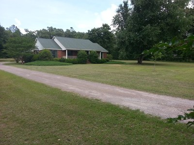 Hephzibah Single Family Home For Sale: 2617 Ramsey Road