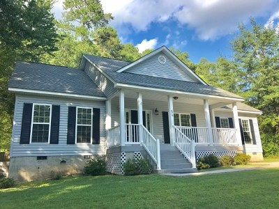 Evans Single Family Home For Sale: 674 Chimney Hill Circle