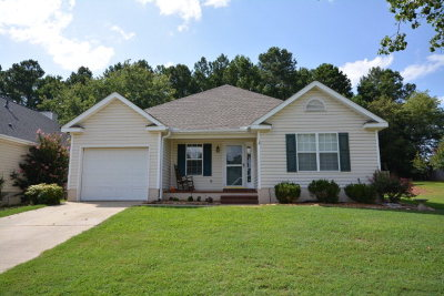 Single Family Home For Sale: 598 Bradford Lane