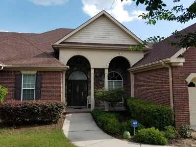 Evans Single Family Home For Sale: 646 Cornerstone Place