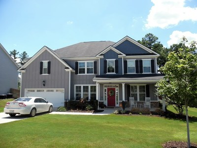 Single Family Home For Sale: 860 Leyland Lane