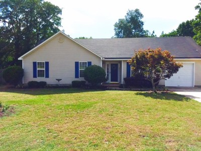 North Augusta SC Single Family Home For Sale: $139,000