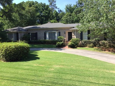 Augusta Single Family Home For Sale: 3212 Montpelier Drive