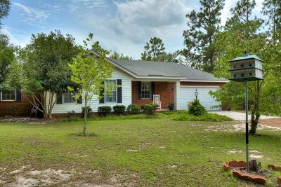Richmond County Single Family Home For Sale: 3010 Donna Lane