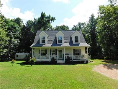 McDuffie County Single Family Home For Sale: 439 Meadowood Drive
