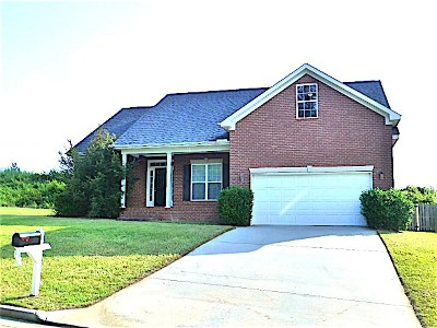 Evans Single Family Home For Sale: 1115 Brighton Drive