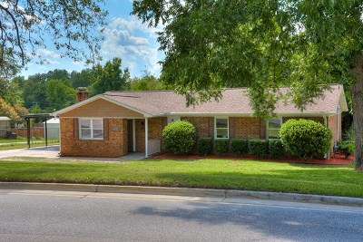 Grovetown Single Family Home For Sale: 208 Newmantown Road