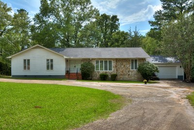 Appling Single Family Home For Sale: 5460 Washington Road