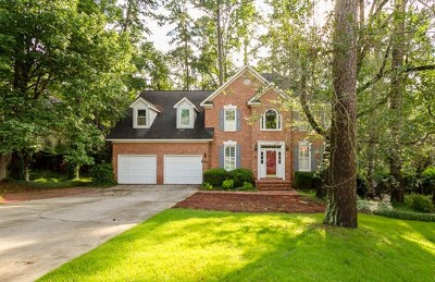 North Augusta Single Family Home For Sale: 10 Brookview Court