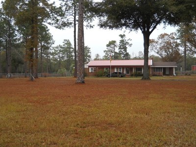 Augusta Single Family Home For Sale: 1167 Piney Grove Road