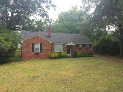Richmond County Single Family Home For Sale: 1031 Bedford Drive
