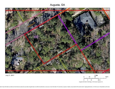 Augusta Residential Lots & Land For Sale: 3404 Sasanqua Drive