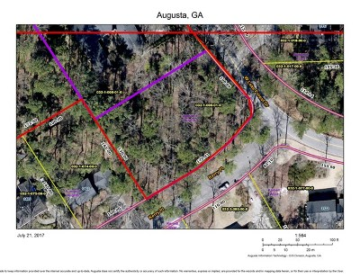Augusta Residential Lots & Land For Sale: 3401 Kerry Place