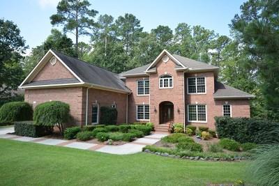 Single Family Home For Sale: 111 Bereau Drive