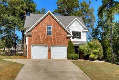 Evans Single Family Home For Sale: 4155 Hound Court