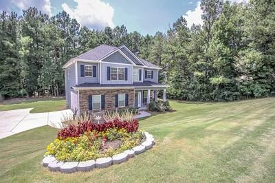 North Augusta Single Family Home For Sale: 528 Oak Creek Drive