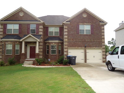 Hephzibah Single Family Home For Sale: 1439 Issac Way