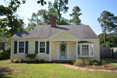 Augusta Single Family Home For Sale: 1780 Pine Tree Road