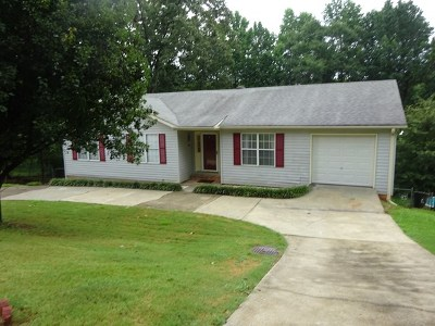 Martinez Single Family Home For Sale: 4697 Redleaf Way