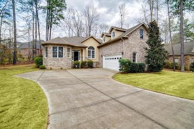 North Augusta Single Family Home For Sale: 59 Independent Hill Lane