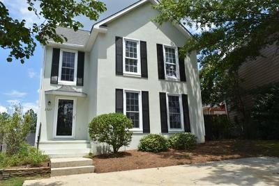 Augusta GA Single Family Home For Sale: $184,900