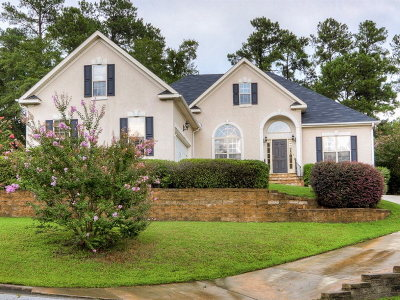 Single Family Home For Sale: 587 Country Place Lane