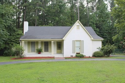 McDuffie County Single Family Home For Sale: 625 Magnolia Drive