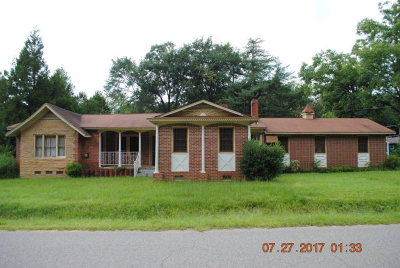 Wrens Single Family Home For Sale: 5211 Campground Road