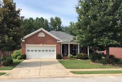 Evans Single Family Home For Sale: 611 Ventana Drive