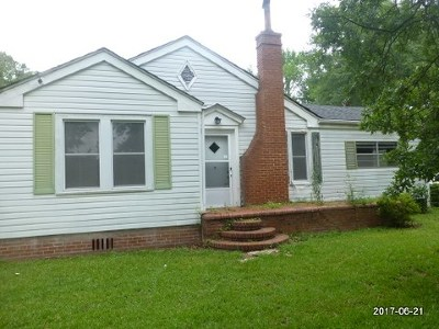 Augusta Single Family Home For Sale: 2211 Golden Camp Road