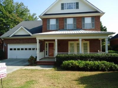 Evans Single Family Home For Sale: 4539 Glastonbury Drive