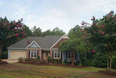 Lincolnton Single Family Home For Sale: 1067 Maiden Cane Way