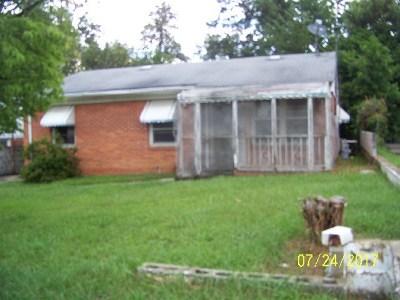 Richmond County Single Family Home For Sale: 2741 Magnolia Avenue