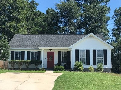 Grovetown Single Family Home For Sale: 4686 Clifden Avenue