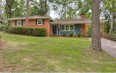 North Augusta Single Family Home For Sale: 1007 Hammond Drive