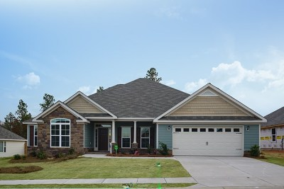 Augusta Single Family Home For Sale: 5118 Copse Drive