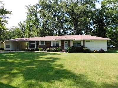McDuffie County Single Family Home For Sale: 841 Pine Lane Drive