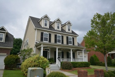 Evans Single Family Home For Sale: 909 Nerium Trail