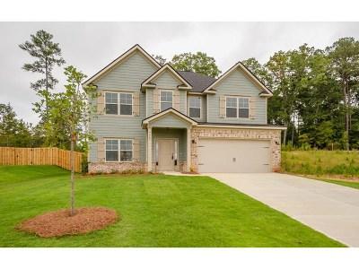 Evans Single Family Home For Sale: 787 Houston Lake Drive