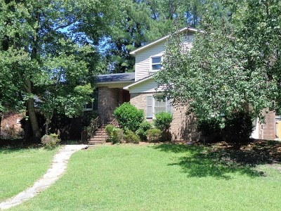 Evans Single Family Home For Sale: 222 Norma Lane