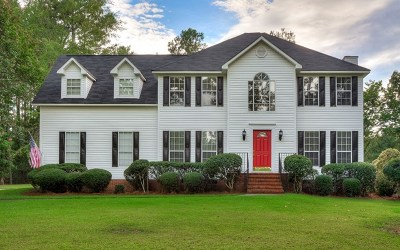 North Augusta Single Family Home For Sale: 33 Phenix Court